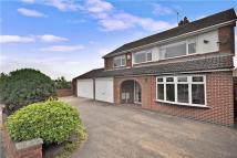 Detached house in Station Lane, Asfordby...