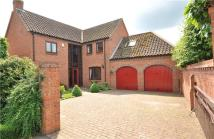 4 bedroom Detached house in Griffins End...