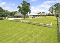 Detached home for sale in Home Farm Close...