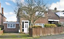4 bed Detached house for sale in Gloucester Crescent...