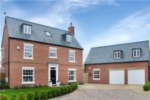 Detached property for sale in The Old Glebe, Quorn...