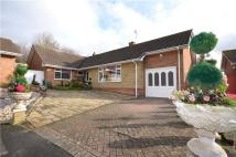 Bungalow for sale in Parkland Close...
