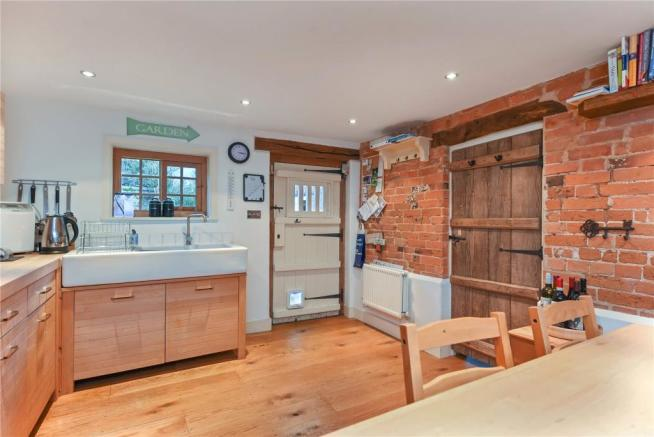 Barn - Kitchen