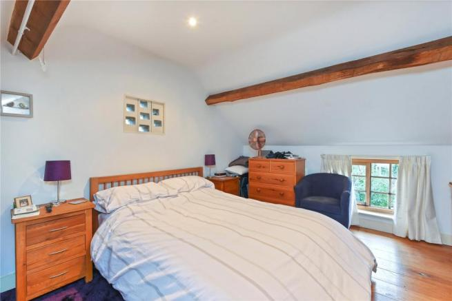 Barn - Bedroom