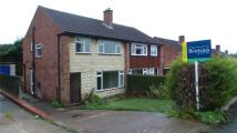 3 bedroom semi detached house to rent in Hunters Road...