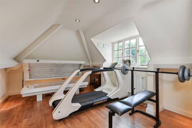 Bedroom Four/Gym