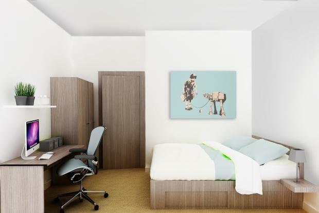 Studio / 1 Bath Apartment in Los Angeles CA | The Preston Miracle Mile