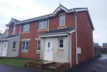semi detached house in Carlton Moor Crescent...