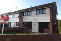 semi detached home to rent in Lutterworth Drive, Adwick
