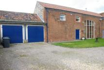 Threshing Barn house to rent