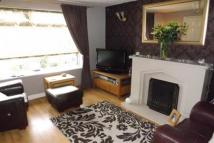 semi detached house in Abbots Walk, Holywell