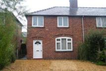 3 bed End of Terrace house to rent in Handbridge