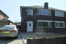3 bedroom semi detached property in Cloverley Dr, Timperley