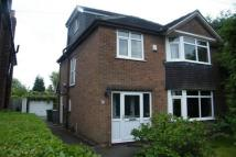 Detached home to rent in Lightbourne Road, Sale
