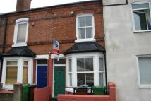 Terraced house in Lamcote Street...