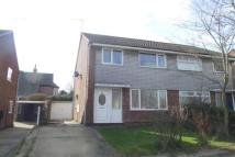 3 bedroom property to rent in Kilburn Close, Bramcote
