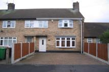 3 bedroom Terraced property in Avebury Close, Clifton