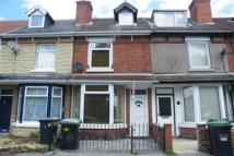 Terraced property in Cookson Street...