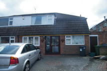 4 bed semi detached property in Gaydon Road, Solihull