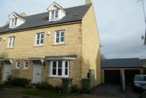 semi detached property in Willet gardens Winchcombe