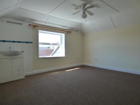 Rear Top Bedroom