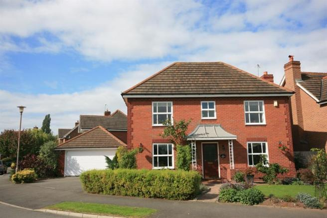 4 Bedroom House For Sale In Lapwing Drive Hampton In Arden B92