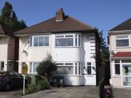 2 bed semi detached house for sale in Summerfield Road...