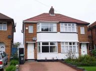 2 bed semi detached home for sale in Wagon Lane, Solihull