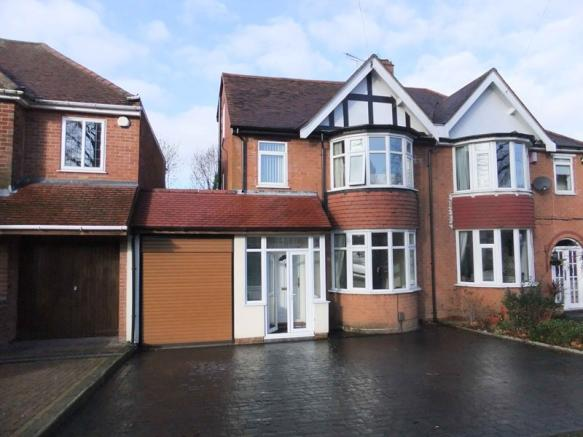 Semi Detached House 4 bedroom semi-detached house for sale in sarehole road