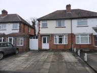 3 bed semi detached home in Delamere Road, Birmingham