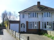 3 bedroom semi detached home for sale in Ralph Road, Shirley...