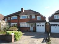 property to rent in Queens Avenue, Shirley, Solihull
