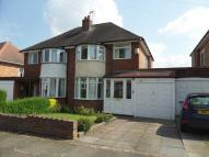 semi detached home in Westridge Road...