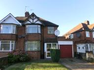 3 bed semi detached home for sale in Wake Green Road...