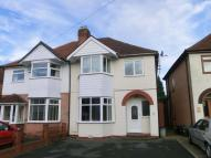 semi detached house for sale in Hilton Avenue, Birmingham