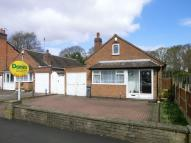 2 bedroom Detached Bungalow in Longmore Road, Shirley...
