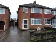 3 bedroom semi detached property in Velsheda Road, Shirley...