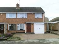 Moorlands Drive semi detached property for sale