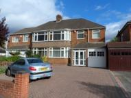 semi detached home in Heythrop Grove...