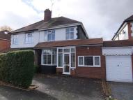 3 bedroom semi detached house in Kedleston Road...