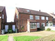 semi detached property in Cole Green, Shirley...