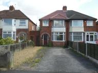 semi detached property to rent in Wellsford Avenue...