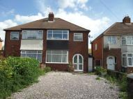 3 bed semi detached property in Wellsford Avenue...