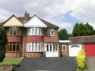 3 bedroom semi detached home in Haslucks Croft, Shirley...