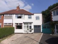 4 bed semi detached house in Stanton Grove, Shirley...