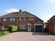 3 bed semi detached property for sale in Neville Road, Shirley...