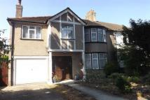 5 bed semi detached house in Avondale Road, Bromley...