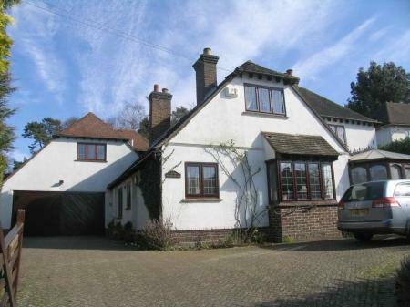 5 Bedroom Detached House For Sale In Oast Road Hurst Green Rh8