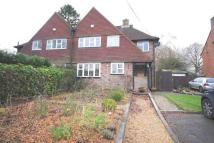 3 bed semi detached property to rent in Saxbys Lane, Lingfield