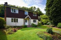 Detached home for sale in Oxted, Surrey.
